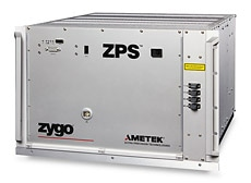All electronics for the absolute position measurement system are housed in this rack-mountable enclosure.