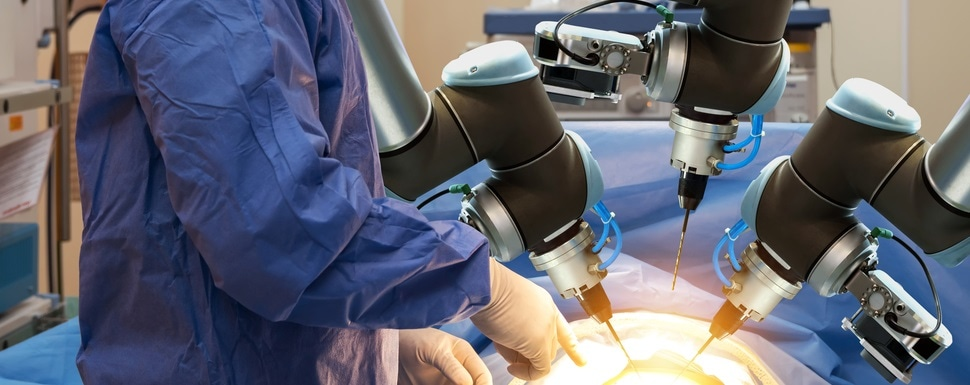 Optical Communication in Non-invasive Surgery