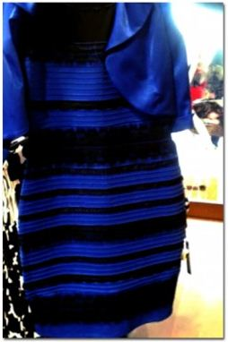"""The final post-processing result of """"The Dress"""""""