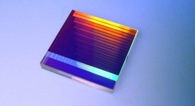 Virtually imaged phase array – VIPA
