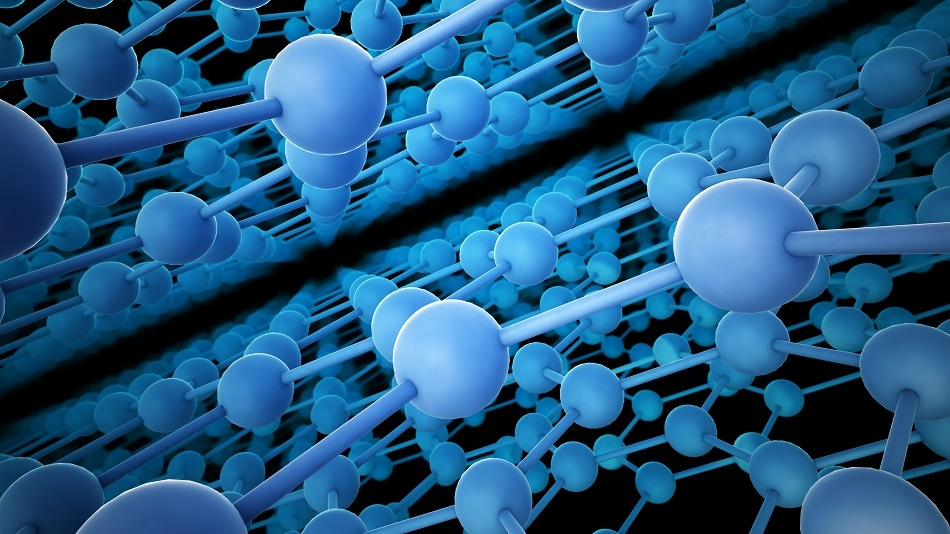 Atomic structure of graphene layers