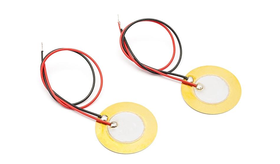 Piezoelectric Sensors.