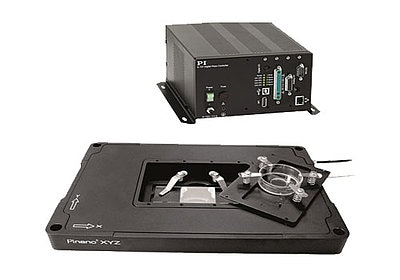P-545 XYZ Piezo Nano positioning Stage with Advanced Controller for Super-Resolution Microscopy