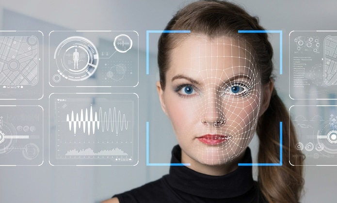 "NIR facial recognition systems work by projecting a pattern of dots onto a person's face. By reading how the dot pattern is reflected back, the system creates a 3D ""map"", which can be matched to a stored image to verify a user's identity"