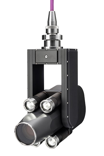 Camera Inspection in High Radiation Environments