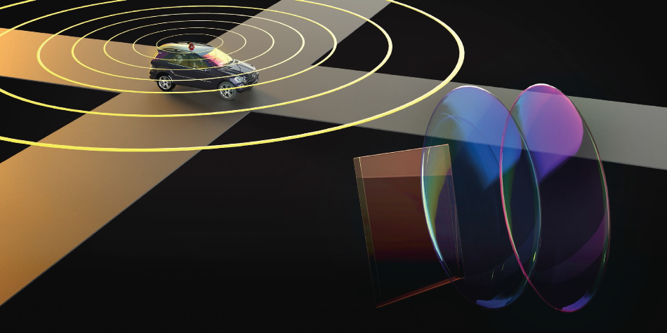 The Optical Filter Trade off Required for Remote Sensing of LiDAR