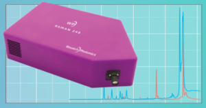 Introducing the first compact, modular UV Raman spectrometer, the WP 248 from Wasatch Photonics. It covers the range 400-3200 cm-1with 14 cm-1resolution, and is designed for use with a 248.6 nm NeCu laser.