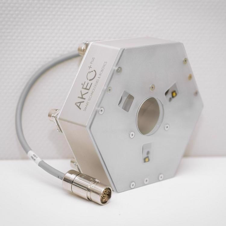 Lightweight and compact, AkeoBi can be integrated into almost any production plant.