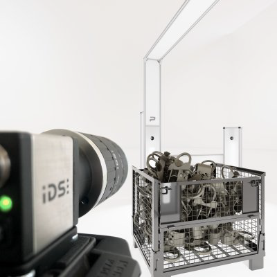 New Automatic Photo Portal for the Documentation of Intralogistics Processes