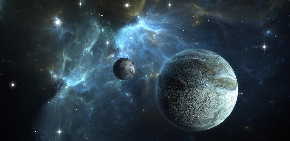 space, exoplanets, spectroscopy