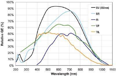 QE curves relevant to Bose Einstein