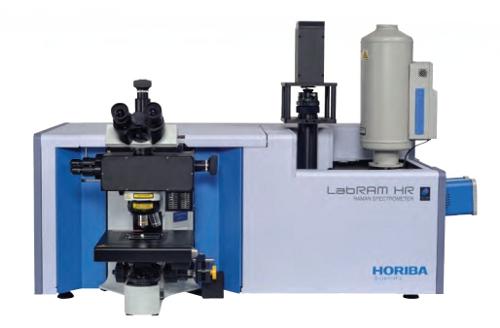 LabRAM HR Raman Spectrometer