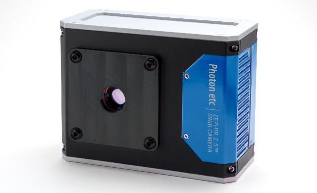 Zephir SWIR Camera by Photon etc.