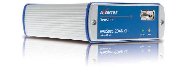 AvaSpec 2048XL SensLine spectrometer