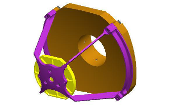 Opto-Mechanical Closed Loop Structure Optimization Software