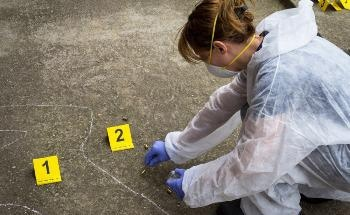 How is Infrared Spectroscopy Used in Key Forensics Applications?