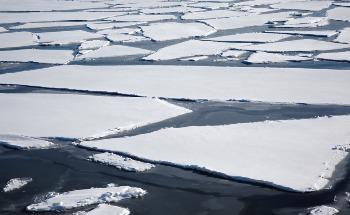 Using Fiber-Optics to Track Ice Sheet Movement