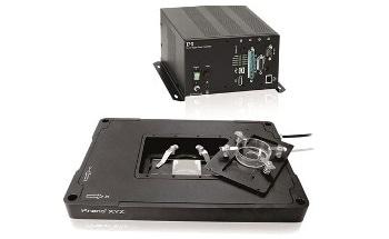 PI Nano 2nd Generation Microscope Stage for Super-Resolution Microscopy