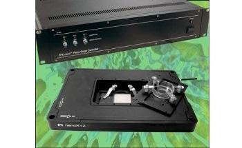 PI Nano Microscope Stage for Super-Resolution Microscopy