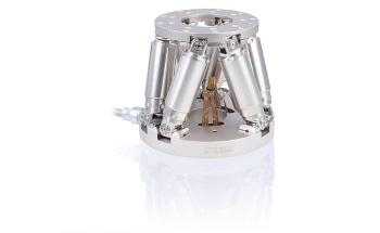 6-Axis Miniature Optics Alignment System / Hexapod