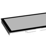 """Planar LT3200 32"""" Transparent Open Frame LCD Display"""
