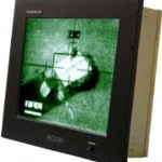 AMLCD Military Panel Mount Display from Aydin Displays