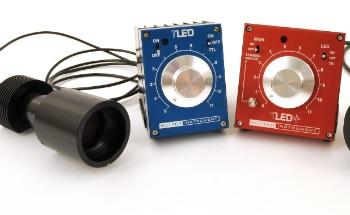 LED Light Sources for Optical Microscopy – Lambda TLED / TLED+