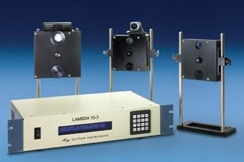 High Performance Optical Filter Changer – Lambda 10-3