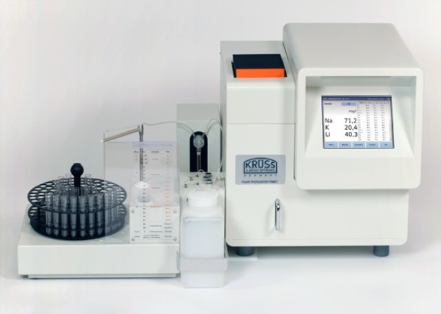 FP8800 Flame Photometer from A.KRÜSS Optronic
