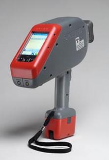 SPECTRO xSORT Handheld Spectrometer