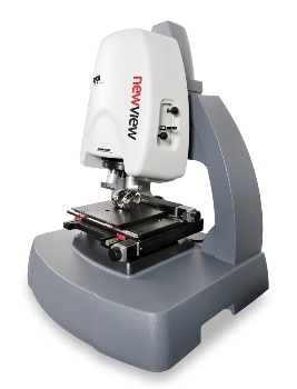 Using the NewView™ 8000 Series for Non-Contact Optical Surface Profiling
