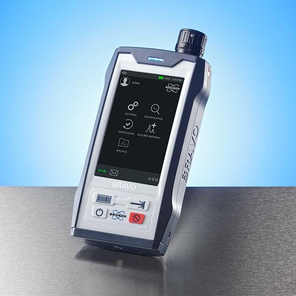 Handheld Raman Spectrometer - BRAVO