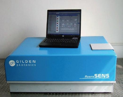 Gilden Photonics Fluorosens台式荧光计