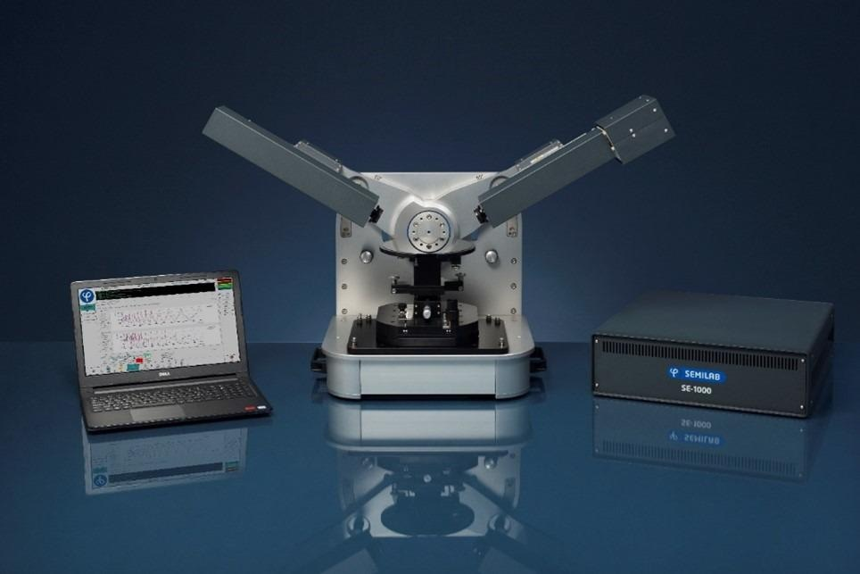 Cost-Effective Non-Destructive and Non-Contact Optical Measurements on Substrates - SE-1000
