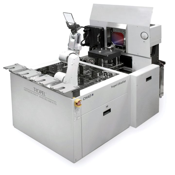 Tropel UltraFlat 200 Mask System from Corning Advanced Optics