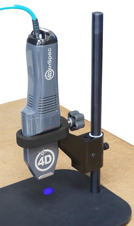 4D InSpec Surface Gauge for Shop Floor Surface Inspection