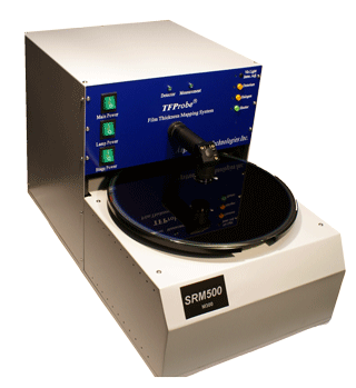 Film Thickness Mapping Measurement System SRM100 from Angstrom Sun Technologies