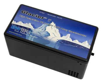 Glacier™ T: Compact, High-Performance TE-Cooled CCD Spectrometer