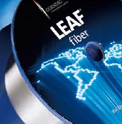 Corning LEAF® Optical Fiber for Long Haul