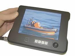 """6.5"""" Poseidon Hand Monitors from Bluestone Technology"""