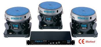 The TMC STACIS® III Advanced Active Vibration Cancellation System