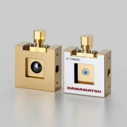 THz (Terahertz) Emitter/Detector with Photoconductive Switch/Antenna