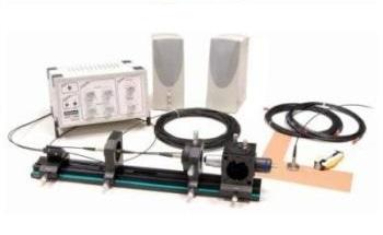 Optics and Fiber Optics Educational Kits - PI miCos Campus System