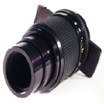 Resolve Optics 60 mm f/3.5 UV Forensic Lens