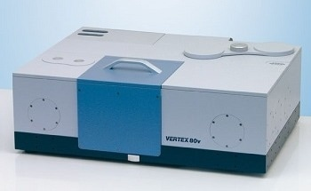 VERTEX 80/80v FTIR Spectrometer from Bruker