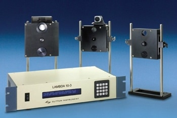 High Performance Optical Filter Changer – Lambda 10-3