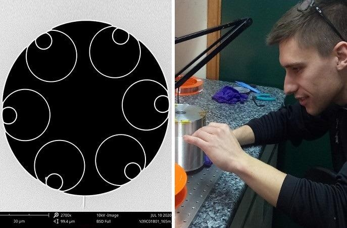 International Study Reveals Exceptional Property of Next Generation Optical Fibres