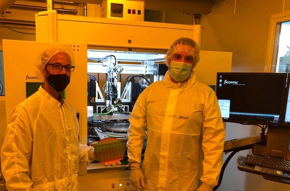 VLC Photonics Receives New Wafer-Level Test System from ficonTEC