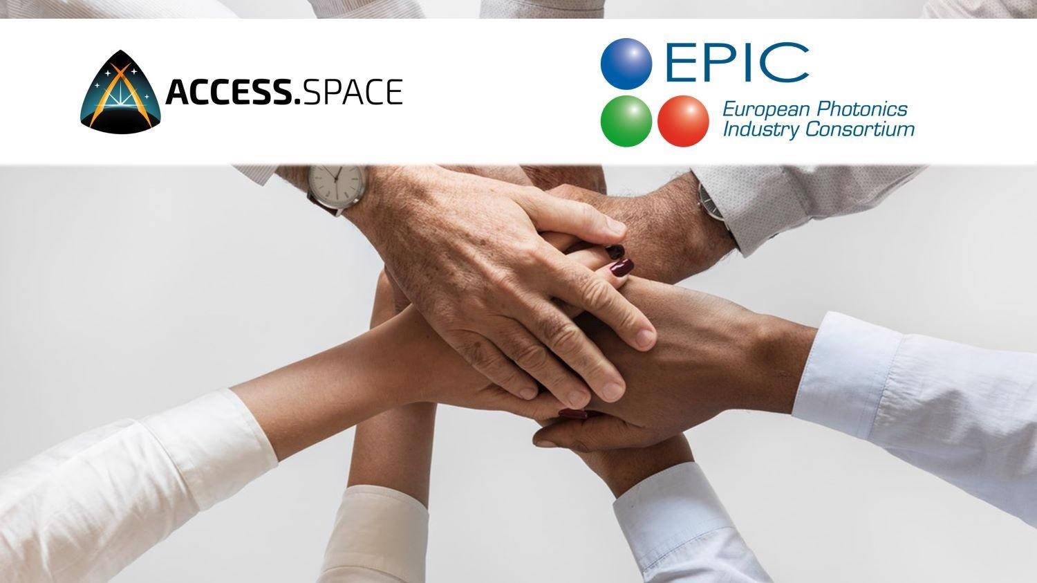 MoU ACCESS.SPACE Alliance-EPIC to Strengthen the Photonics and New Space Industries