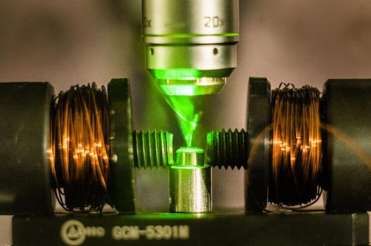 Study Achieves Highest Opto-Electronic Spin Polarization at Room Temperature